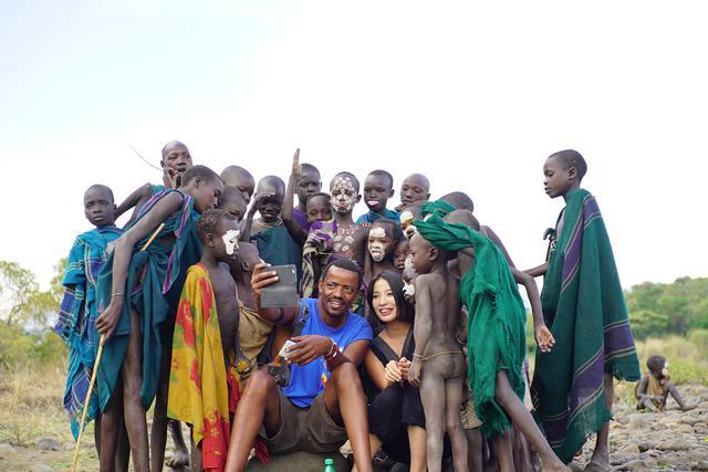 画像1: 旅を夢見て。募るアフリカへの旅