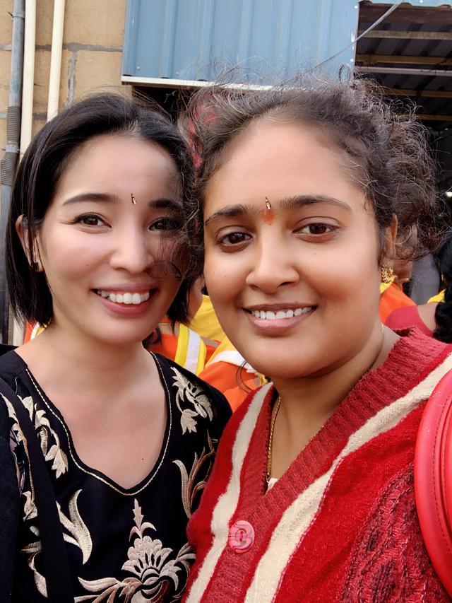 画像: 新しい出会いがあったインドの旅