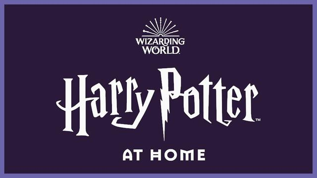 画像: Harry Potter at Home | Wizarding World youtu.be