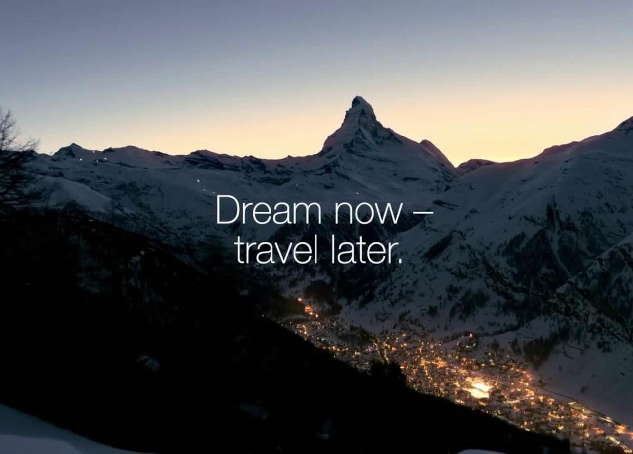"""画像: """"旅を夢見て"""" 世界の観光地からのメッセージ"""