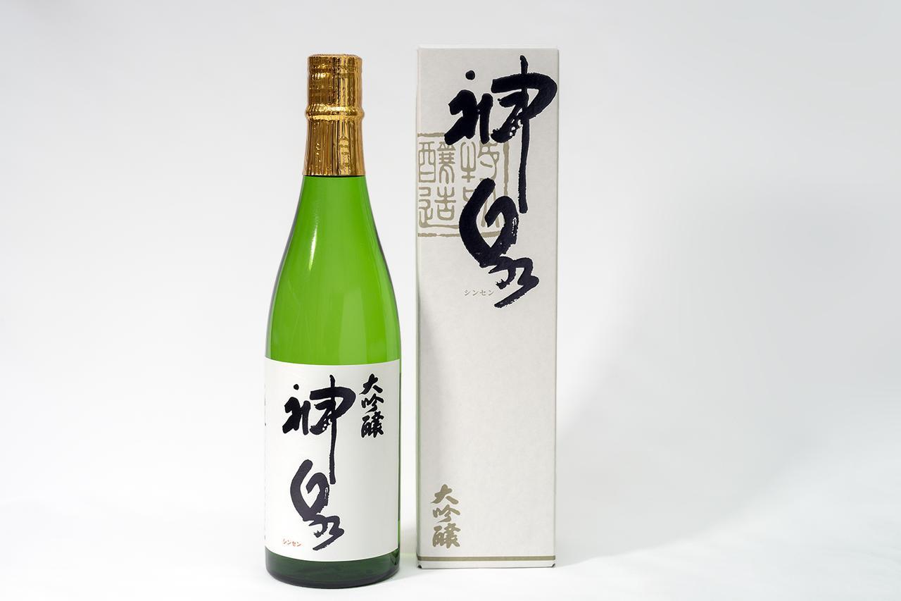 画像: 720ml入3,300円(税込)/販売元:東酒造