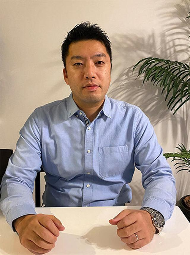 画像: 路線事業戦略部 古川