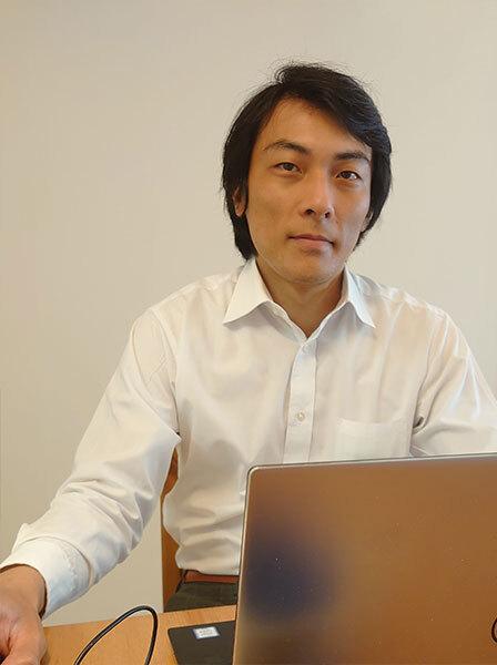 画像: 商品サービス企画本部 山本