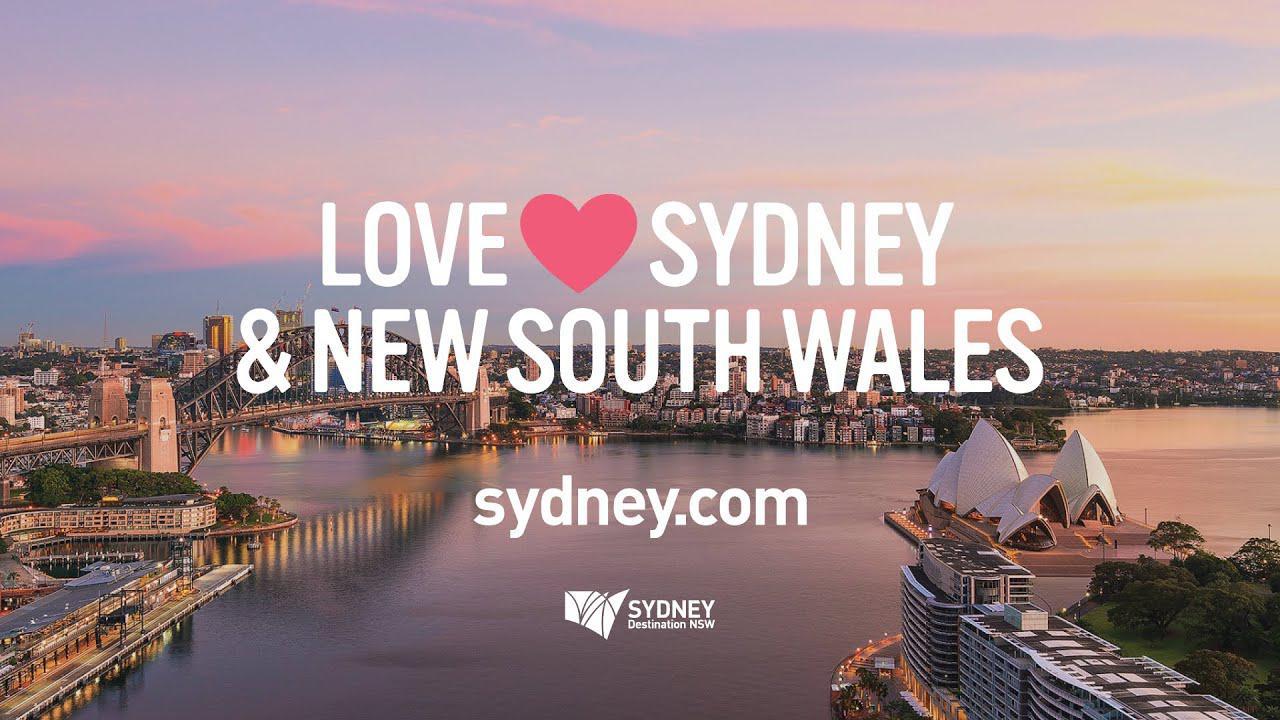 画像: Love Sydney & New South Wales youtu.be