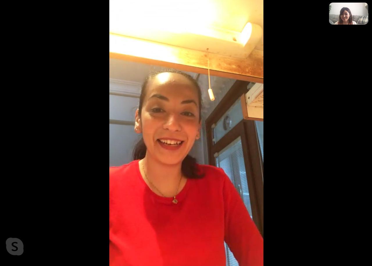 画像1: 日本とトルコでTV電話!料理レッスン体験レポート