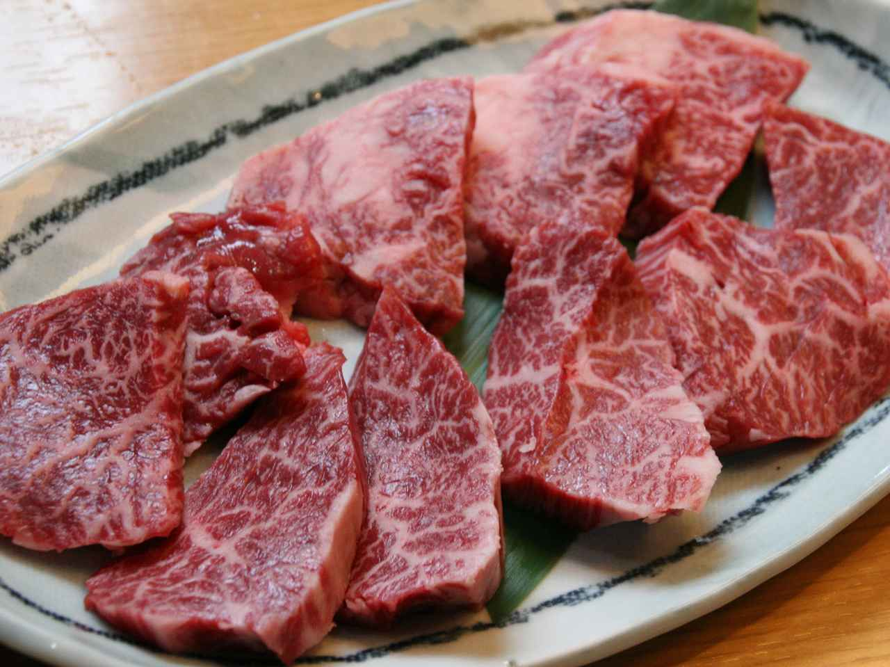 画像: 和牛サガリ(道内産)。しっとりとした食感と爽やかな旨みが楽しめる
