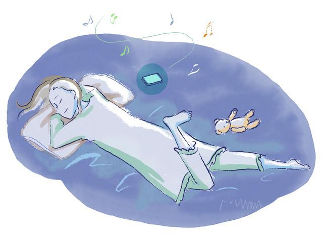 画像: 睡眠テクニック(5) それでも眠れないときは、いっそ思い切って諦める
