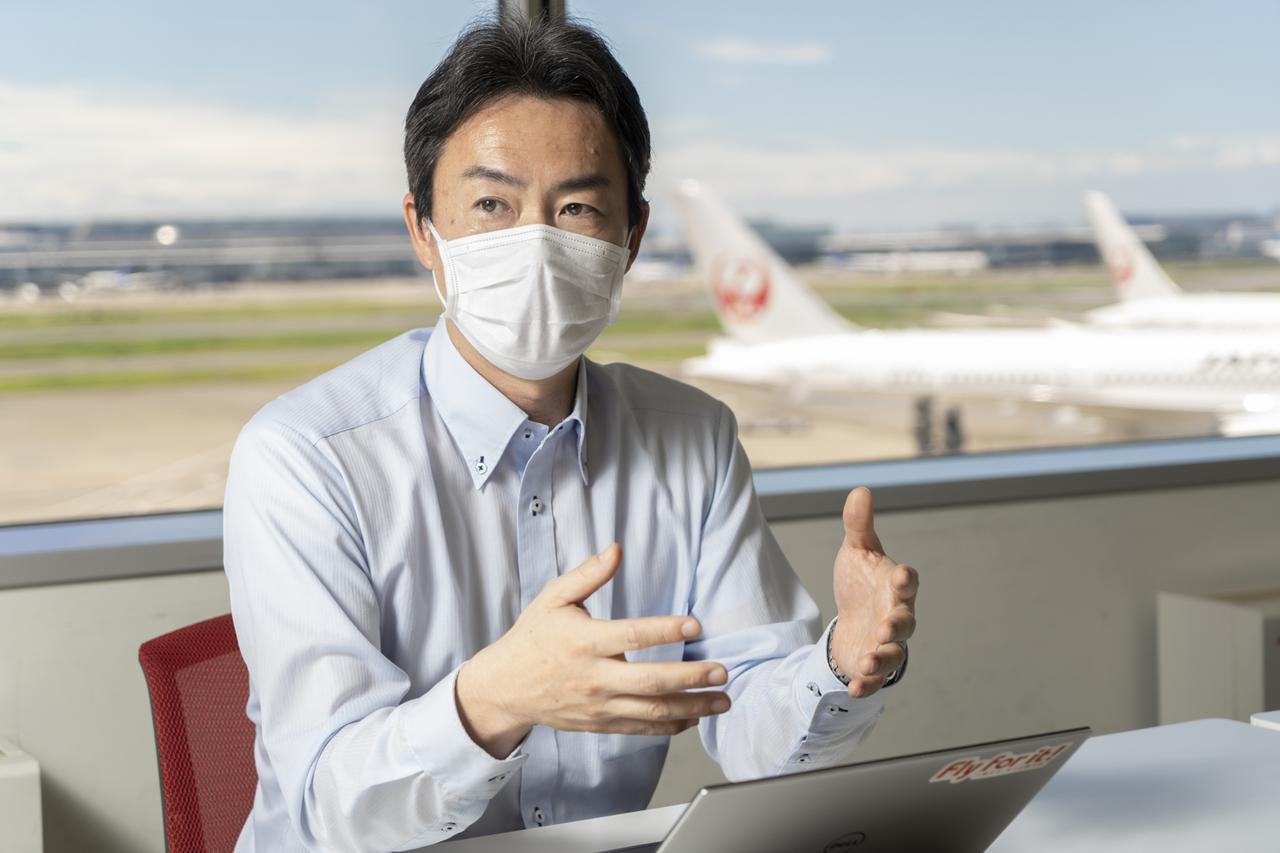 画像1: ご搭乗前もウイルス対策を徹底。空港の安全対策の今