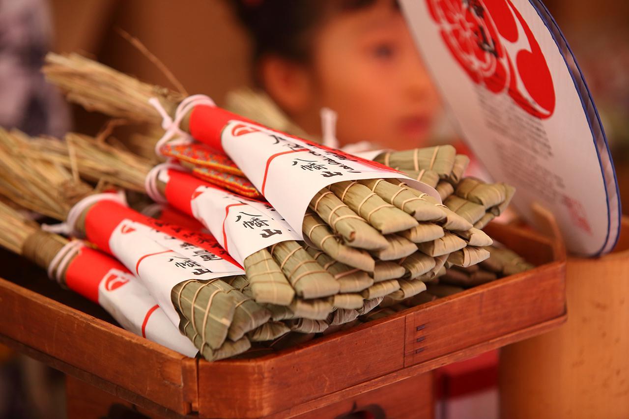 画像4: 今年の京都祇園祭は規模縮小、疫病退散のお守り「厄除けちまき」はどうなる?