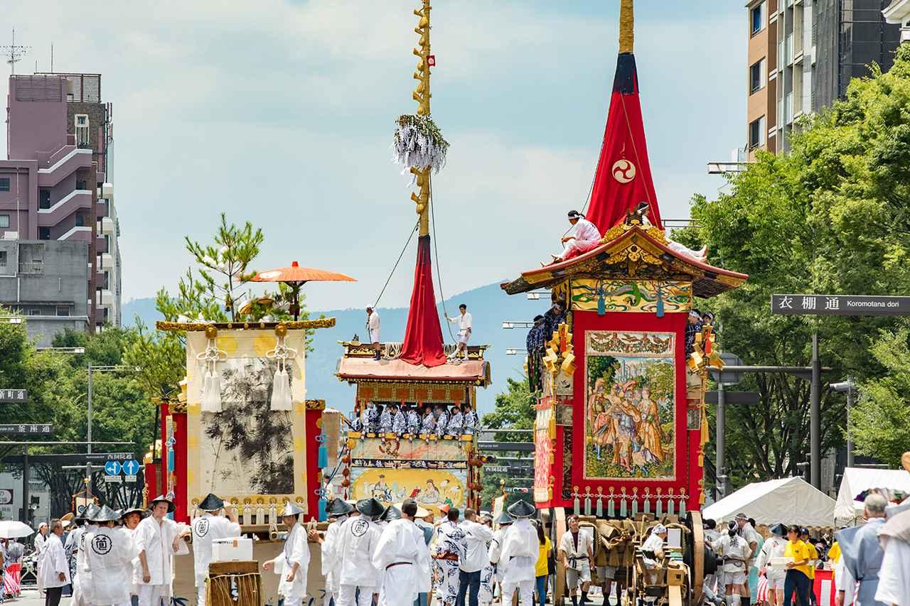 画像5: 今年の京都祇園祭は規模縮小、疫病退散のお守り「厄除けちまき」はどうなる?