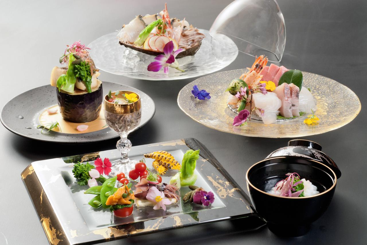 画像2: 【道後温泉 八千代】道後の名湯と愛媛の食材を味わい尽くす極上のおこもり旅