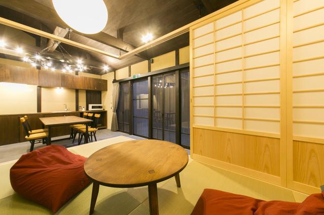 画像5: 【京都一軒町家 さと居 大宮五条 青柿(SEISHI)】路地奥でひっそり、静寂という贅沢に浸る