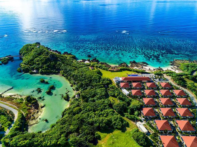 画像1: 【アラマンダ インギャーコーラルヴィレッジ】宮古島の美しい自然に囲まれたリゾートコテージ