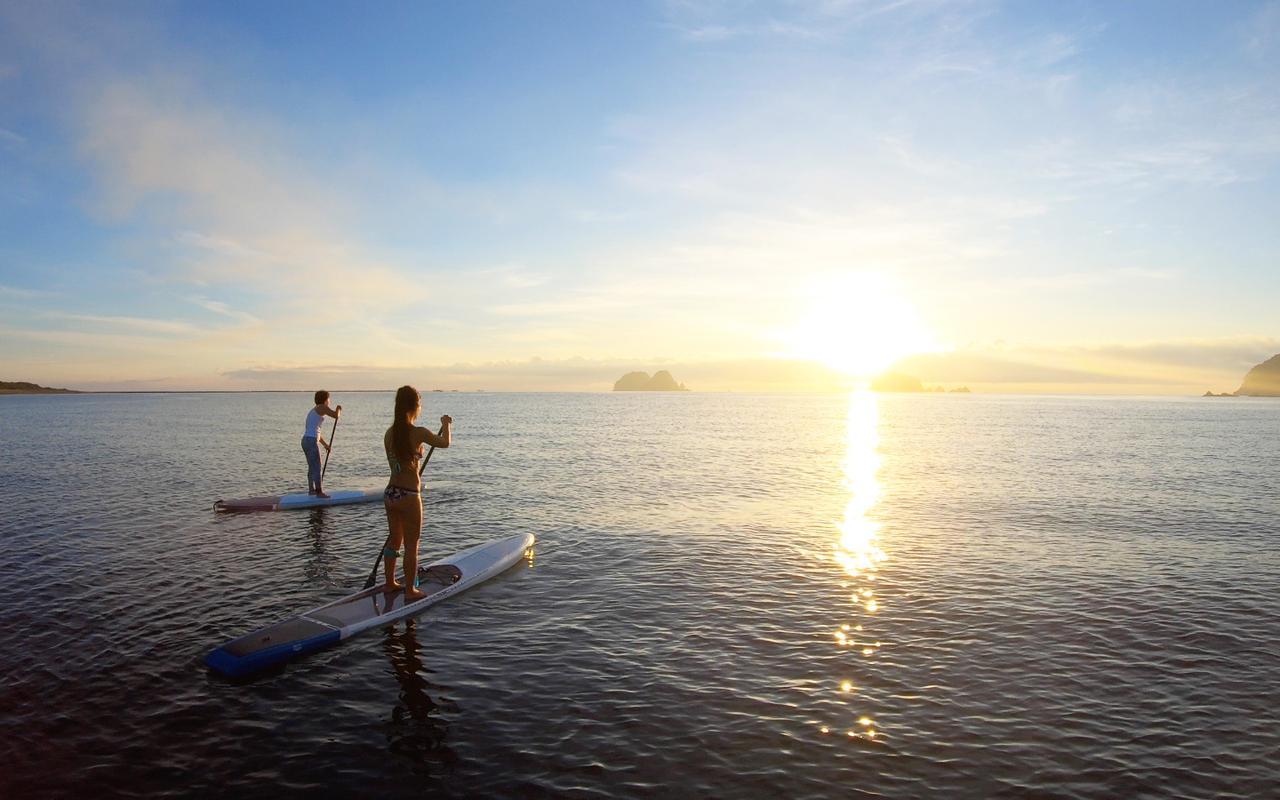 画像2: 阿南市の美しい大海原をSUPで楽しめる『GOGO SUP&CAFE』