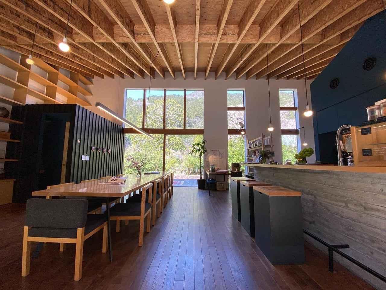 画像3: 自然を五感で感じられる『Cafe polestar』でゆったりランチ