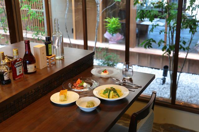 画像2: 和の趣を残す古民家カフェ『Punta』で粋なイタリアンを味わって