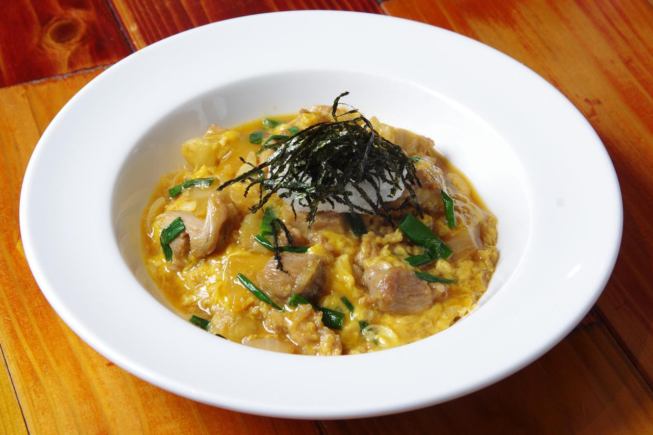 画像2: 徳島のブランド鶏・阿波尾鶏をランチとスイーツで楽しめる『odori』