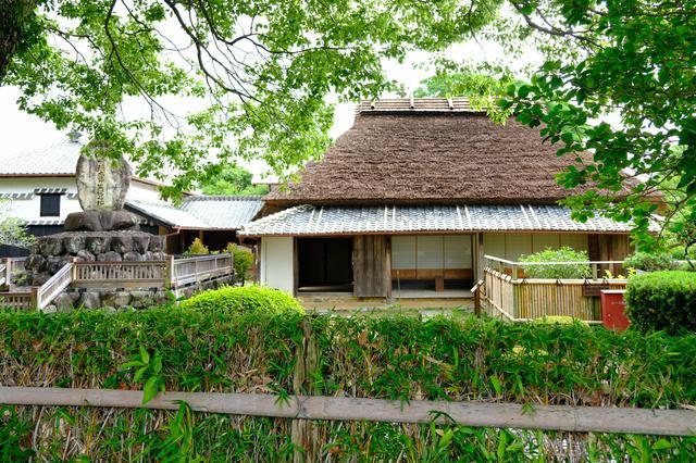 画像: NHK大河ドラマ「龍馬伝」のロケ地としても使われた岩崎彌太郎生家。幕末ファン必見の名所です。