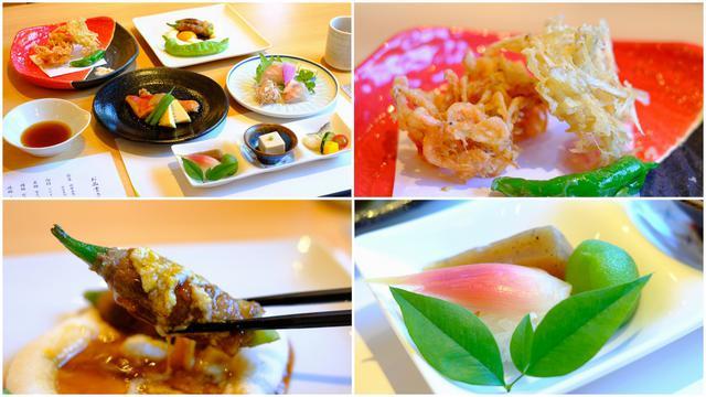 画像: 料理もとても美味しくて、施設、お湯、食事が三拍子そろったお宿でした。