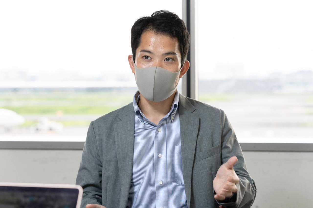 画像1: JALならではのおもてなしのために、JALカスタマイズの機器を開発