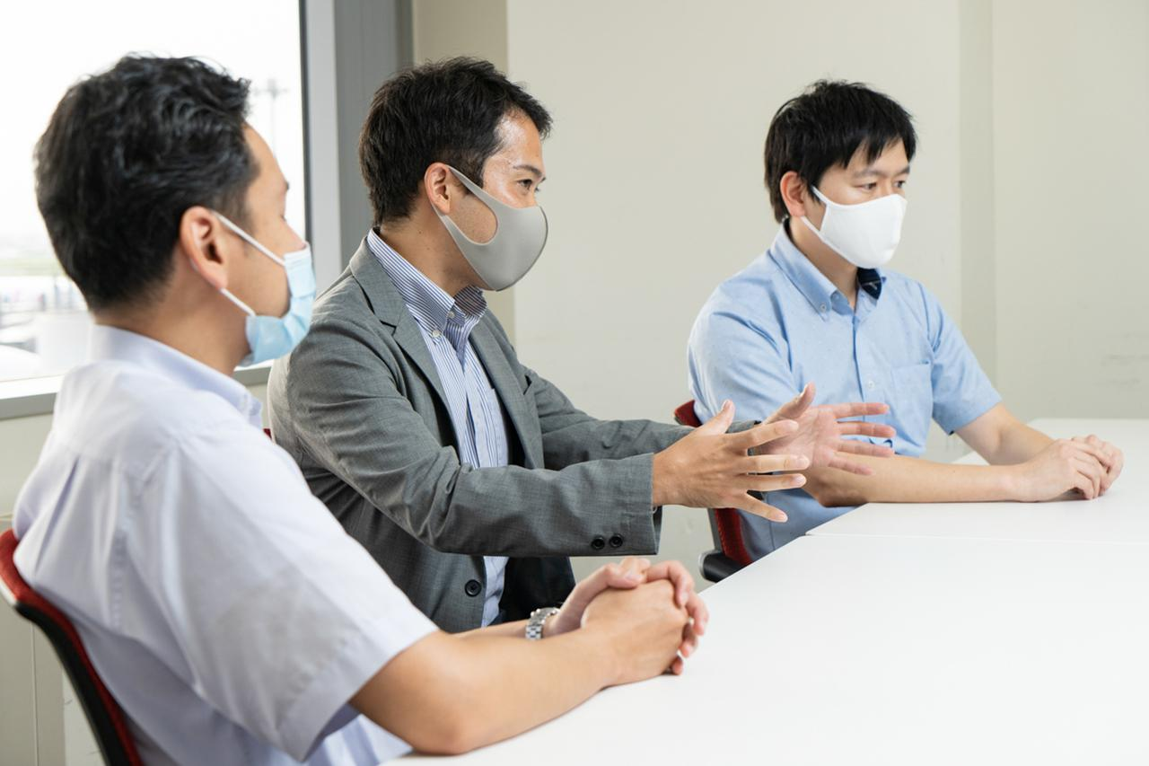 画像1: 安全性と利便性の高いこの取り組みを、日本中の空港へ