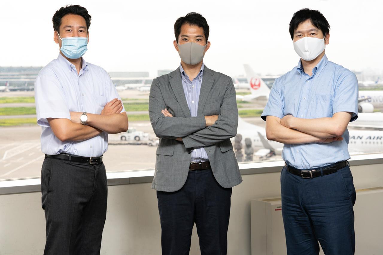 画像2: 安全性と利便性の高いこの取り組みを、日本中の空港へ