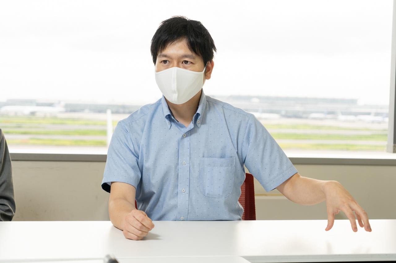 画像2: JALならではのおもてなしのために、JALカスタマイズの機器を開発