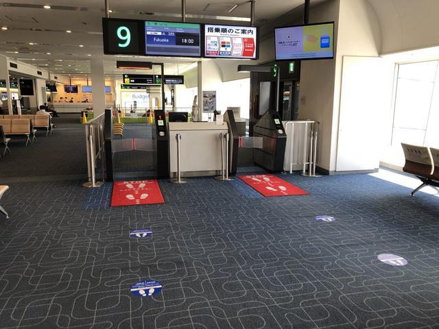 画像3: シームレスな搭乗体験のために、保安検査場に新しい改札機を導入