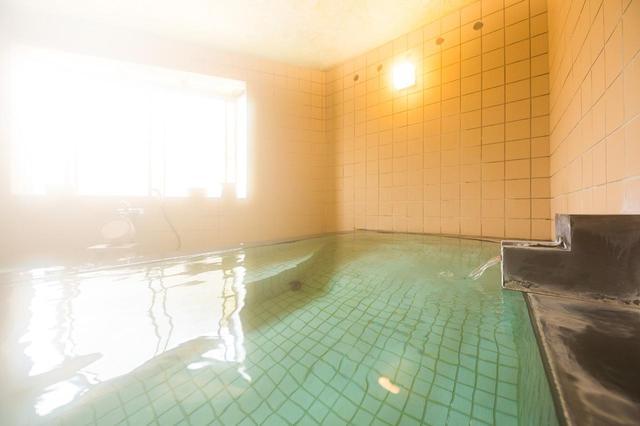 画像: 有福温泉「よしだや」の湯