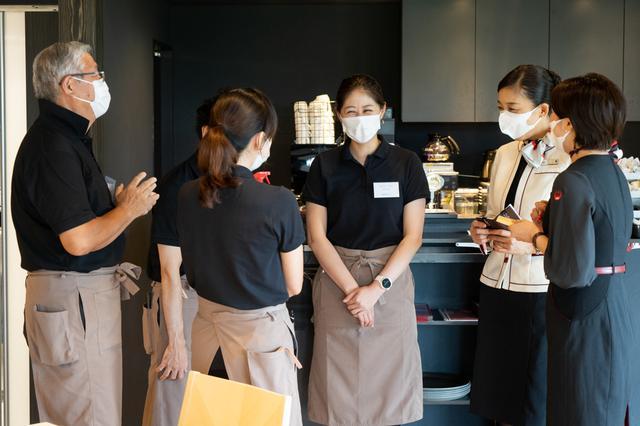画像2: 豊かな食の体験をご用意。ぜひ成田にお越しください