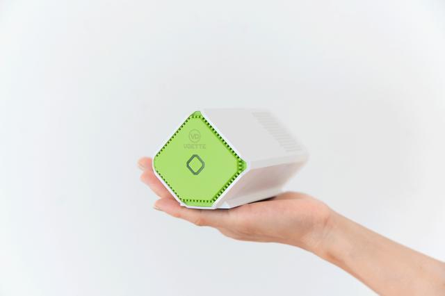 画像: ポータブル空気清浄機で、あなたの周りの空気をバリア