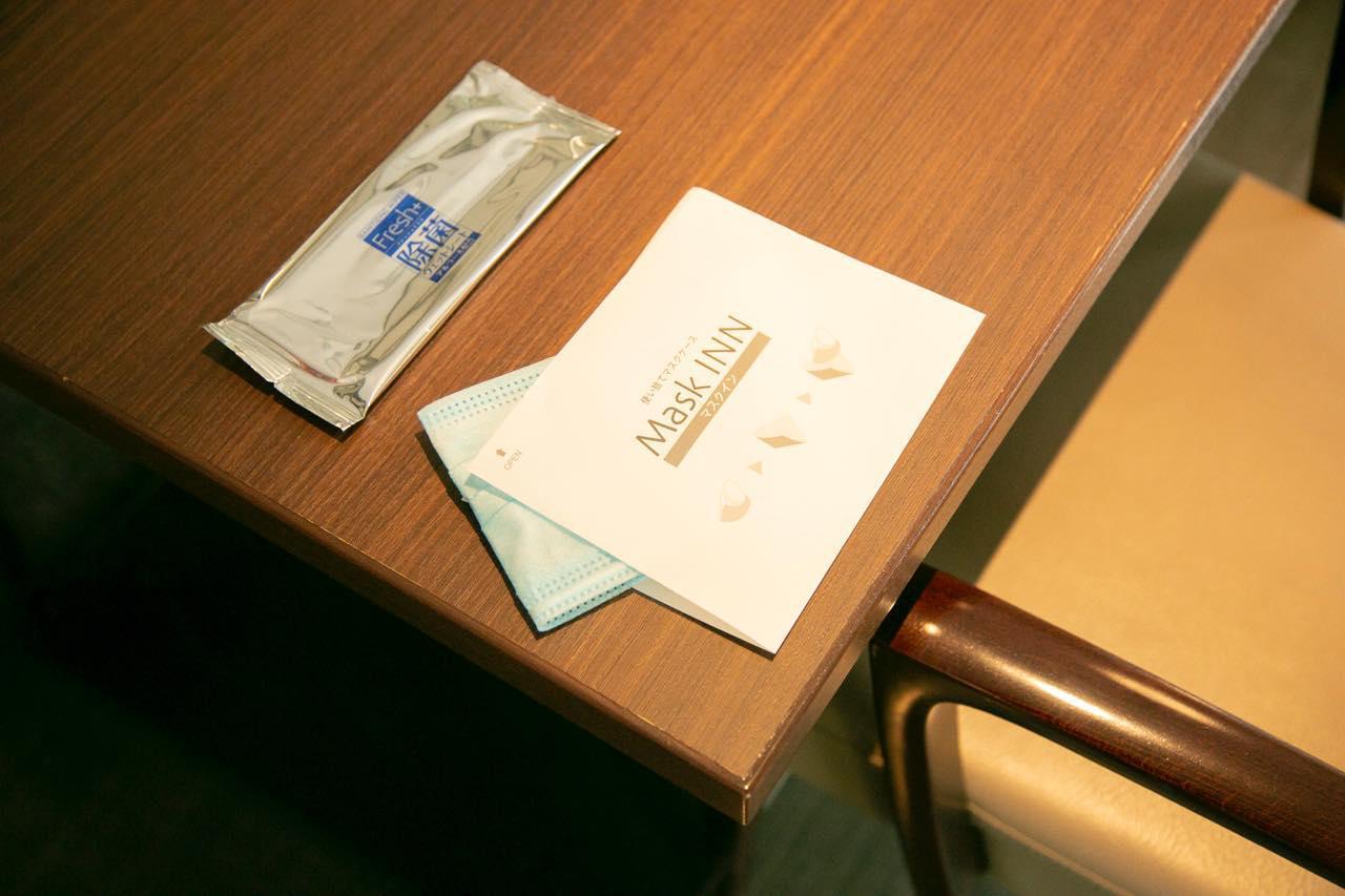 画像2: 5.マスクケースなど、こまやかな気配りが光る「札幌グランドホテル」
