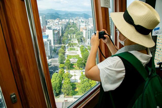 画像5: 徹底した感染対策でお客さまを迎え入れ。札幌・人気観光スポットの「今」をリアルレポート