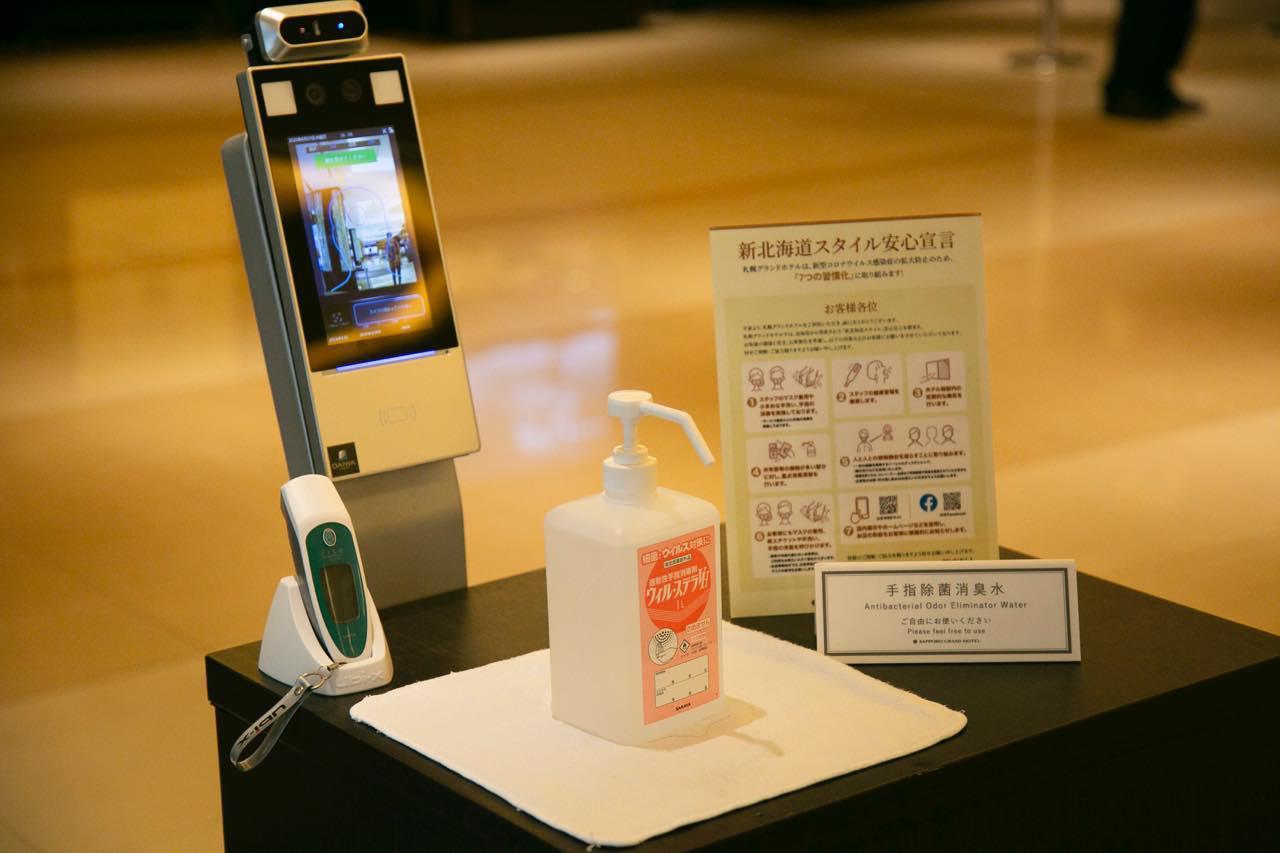 画像11: 徹底した感染対策でお客さまを迎え入れ。札幌・人気観光スポットの「今」をリアルレポート