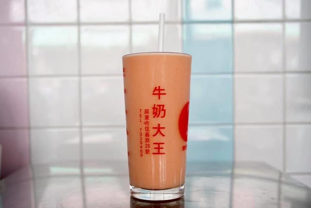 画像2: 屏東:果物の宝庫・台湾南部の「秋林牛乳大王」でパパイヤミルクに舌鼓