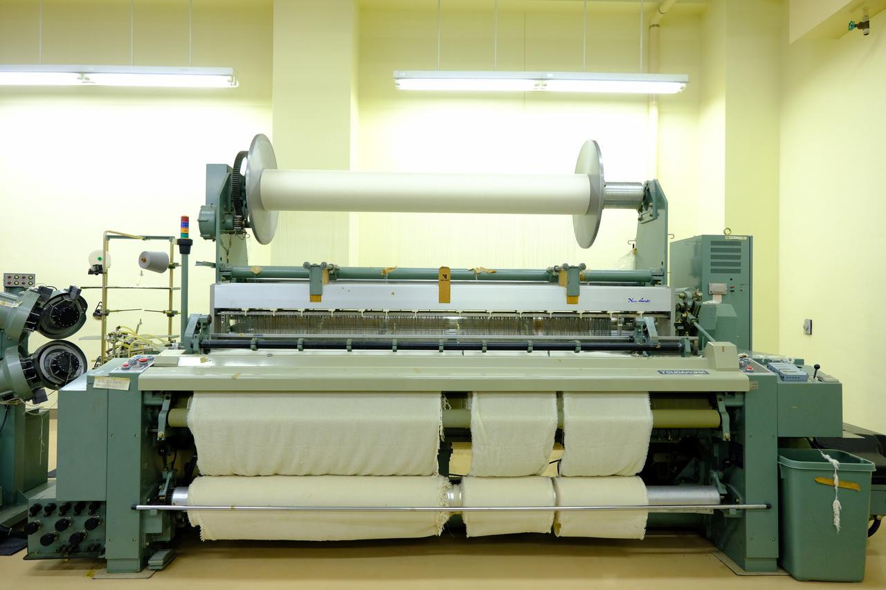 画像: 時代を経るごとに機械も大型化、本格的なものになっていきます。時代の流れを追いながら学ぶことが出来る施設です。