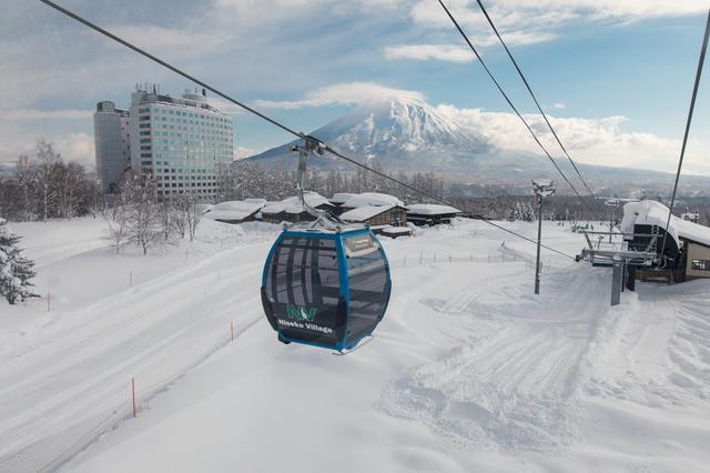 画像2: 【ニセコ】抜群のパウダースノーが楽しめるスキーリゾート