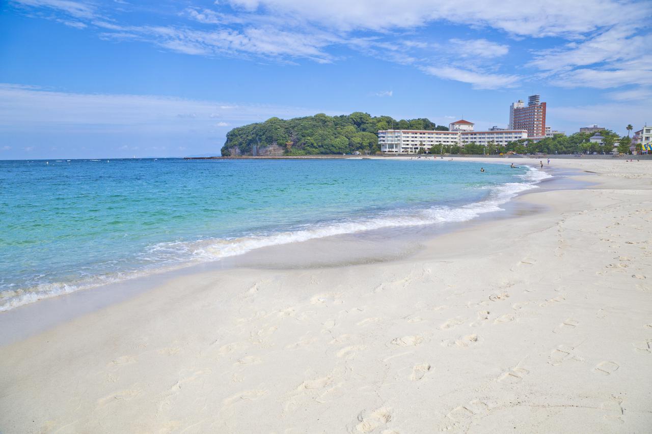 画像1: 【南紀白浜】絶景と白い砂浜のビーチリゾート。動物とのふれあいも