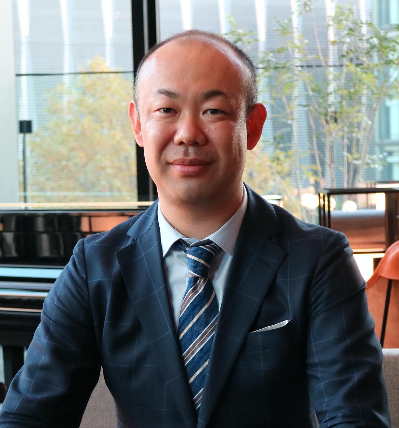 画像: Loco Partnersの副社長、塩川一樹さん