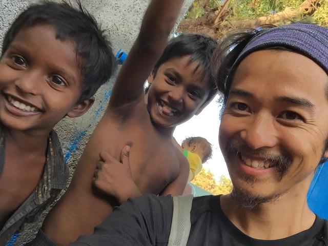 画像2: 成功をおさめた36歳、バックパック1つでインドに3か月