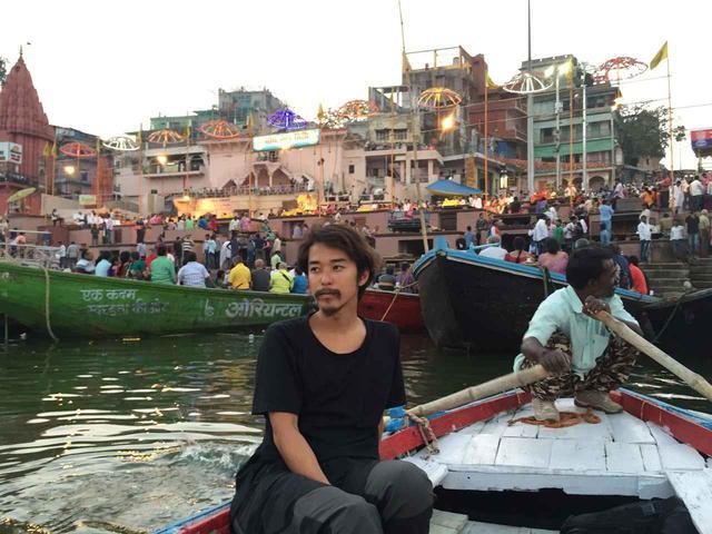 画像3: 成功をおさめた36歳、バックパック1つでインドに3か月