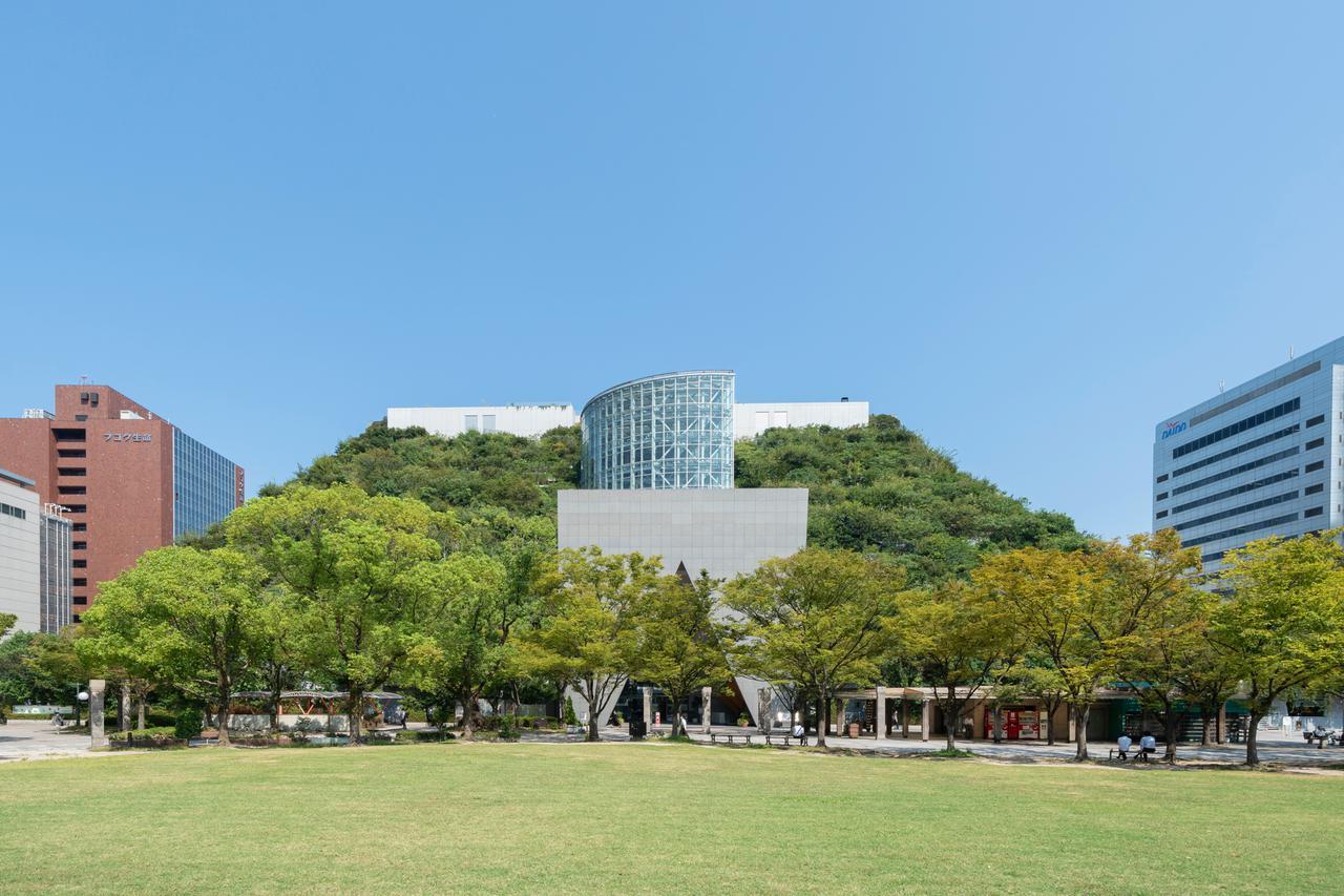 """画像9: ゆっくりスタートの2日目は、街歩きへ fabbit Global Gateway """"ACROS Fukuoka"""""""