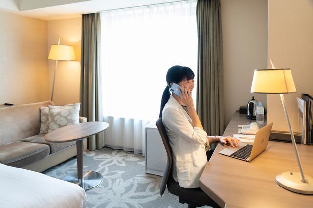 画像8: ワーケーションプランが、出張先での過ごし方を変える ホテル日航福岡