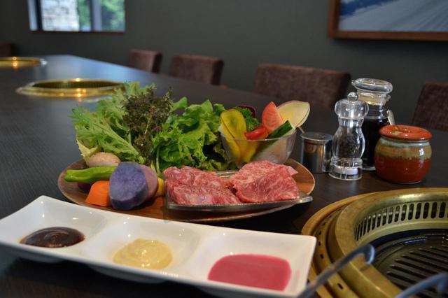 画像3: 十勝を味わう焼肉レストランの感染防止対策