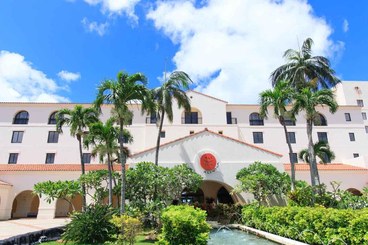 画像1: オーシャンビューを楽しみながらリゾートテレワーク ホテル日航アリビラ