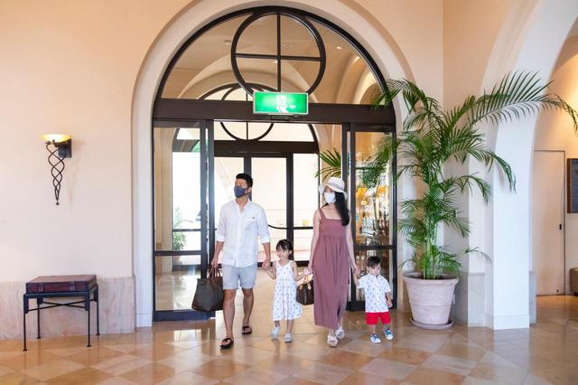 画像2: オーシャンビューを楽しみながらリゾートテレワーク ホテル日航アリビラ