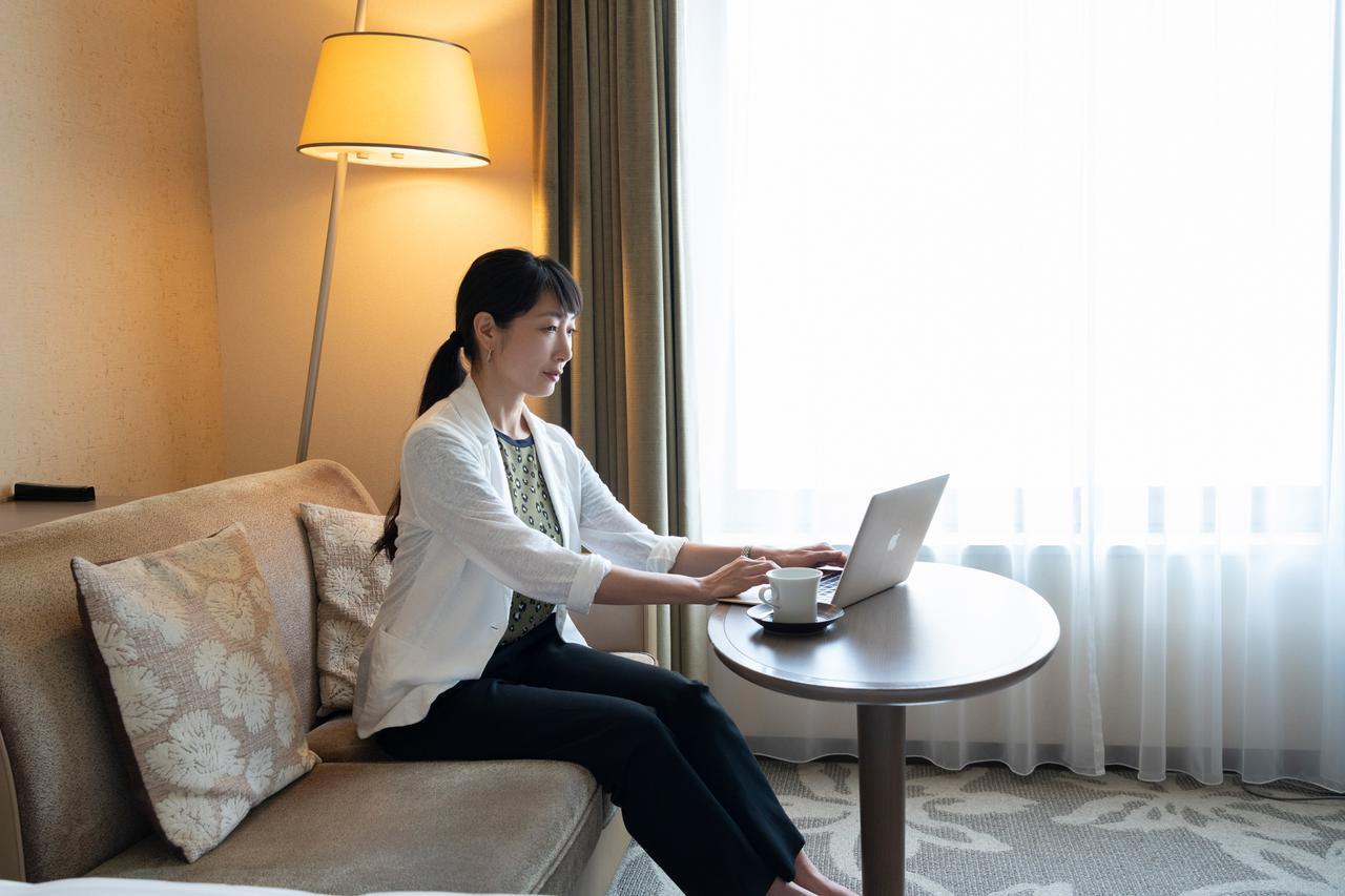画像13: ワーケーションプランが、出張先での過ごし方を変える ホテル日航福岡