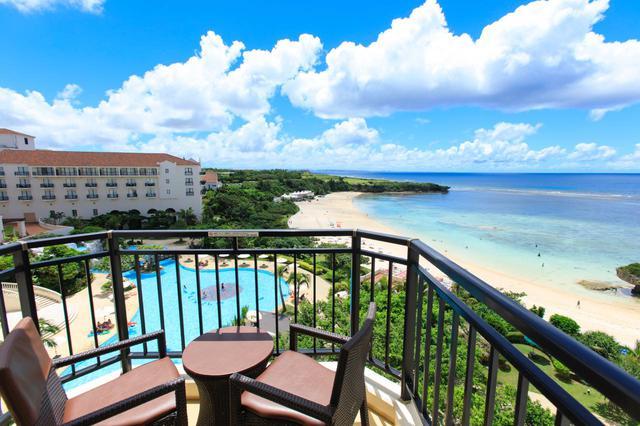 画像7: オーシャンビューを楽しみながらリゾートテレワーク ホテル日航アリビラ