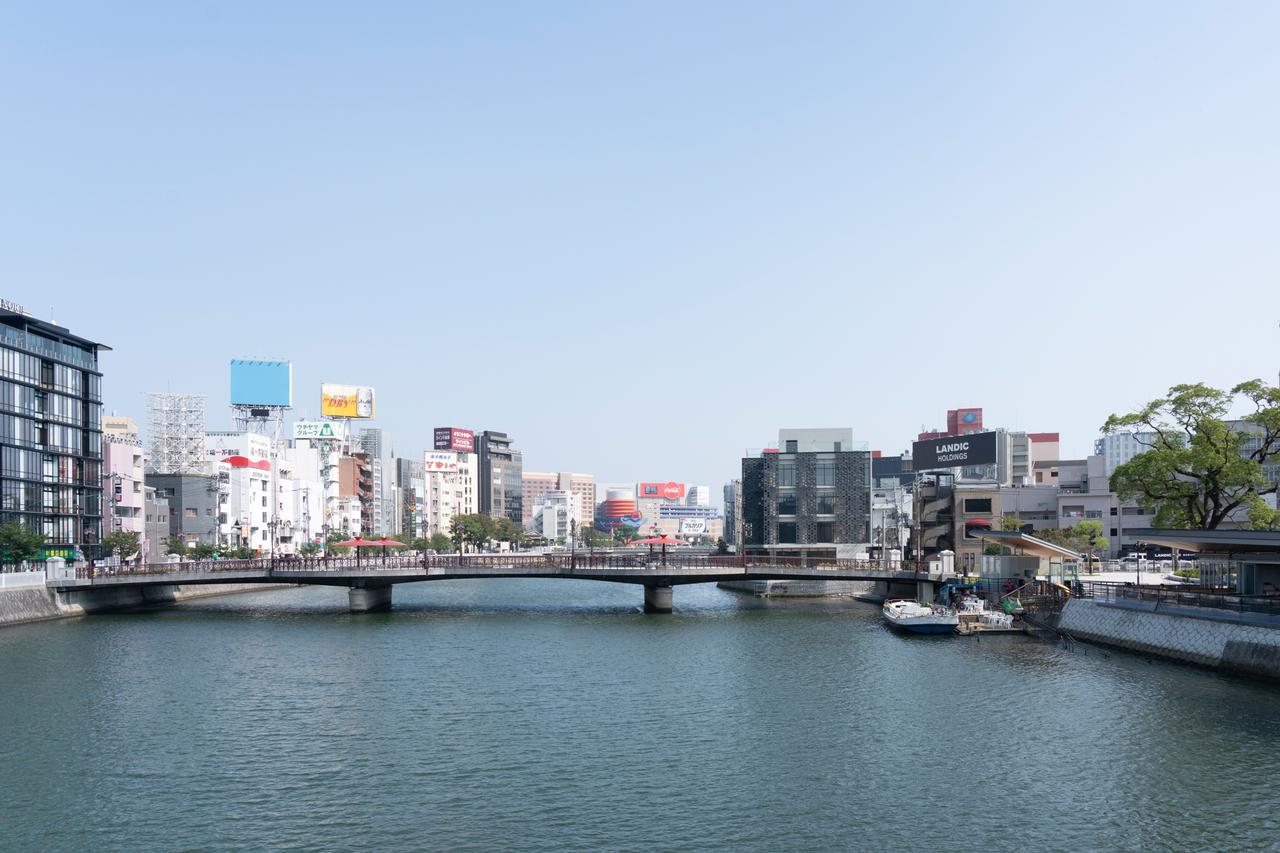"""画像12: ゆっくりスタートの2日目は、街歩きへ fabbit Global Gateway """"ACROS Fukuoka"""""""