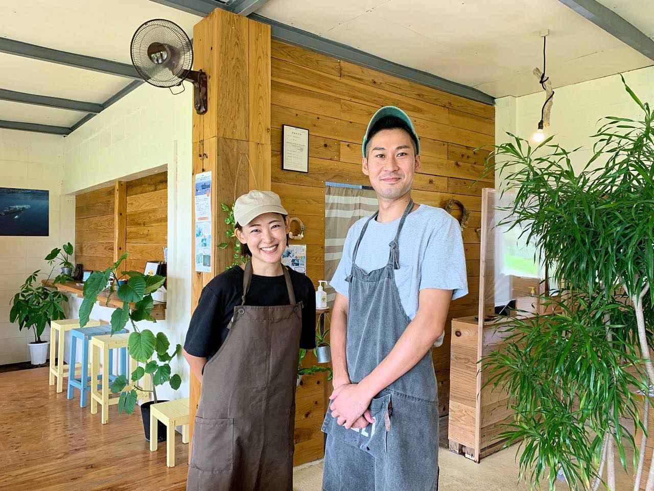 画像: オーナー高田さん(右)とスタッフ樋口さん(左)